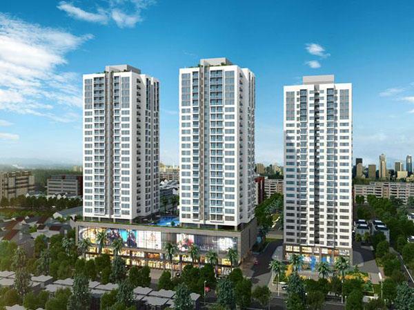 Khu căn hộ Rivera Park Sài Gòn