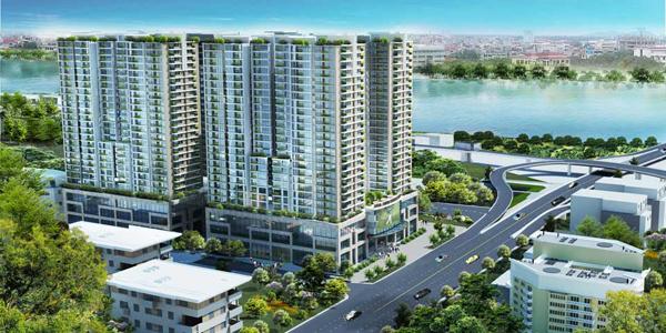 Hòa Bình Green City