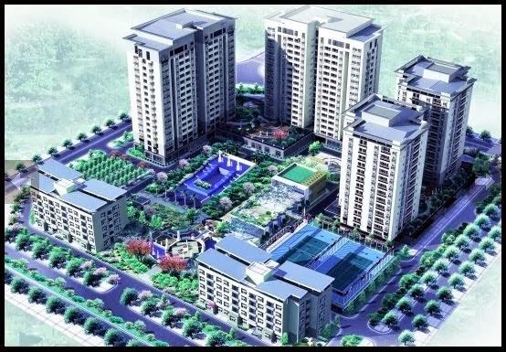 Chung cư Green House