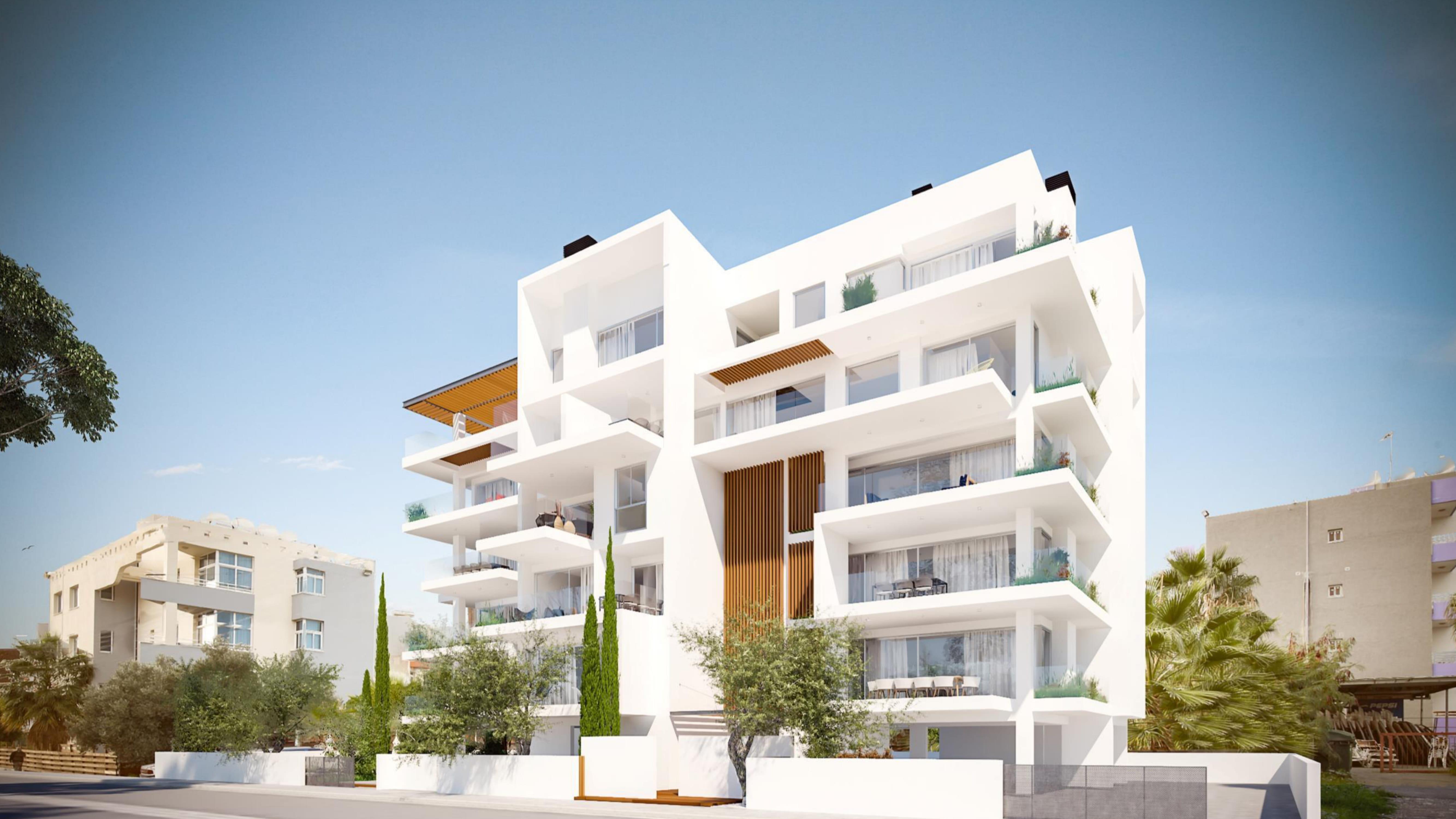 Amathos Residences Apartments