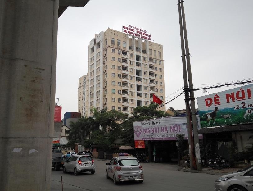 Chung cư Văn phòng Quốc Hội