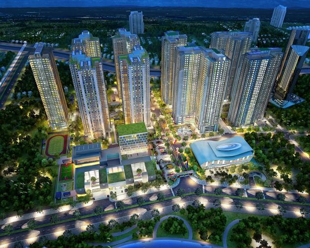 Khu đô thị TNR Goldmark City